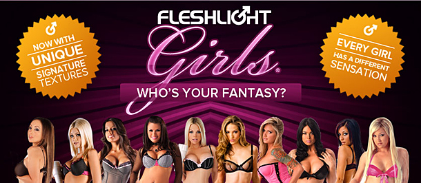 Have a look at the Fleshlight Girls, for the infamous Lotus texture Fleshlights!
