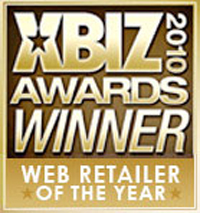 xbiz Award Winner for 2010